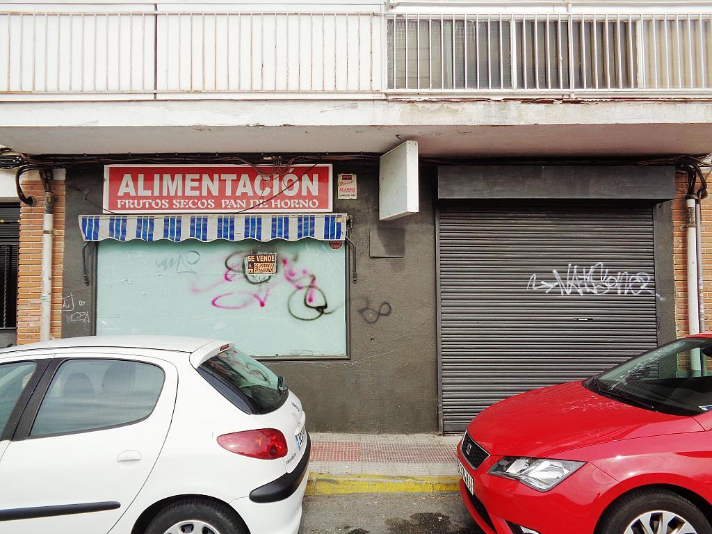 Fachada - Local comercial en alquiler en calle Santo Tomas de Aquino, Centro en Parla - 241570779