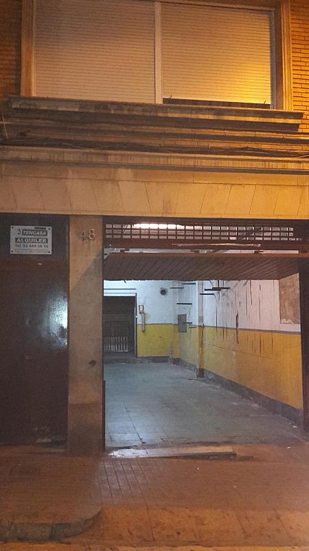 Garaje en alquiler en calle Montseny, Collblanc en Hospitalet de Llobregat, L´ - 256077894