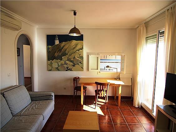 Ático en alquiler de temporada en calle Ciudad de Tarragona, Vera - 301276444