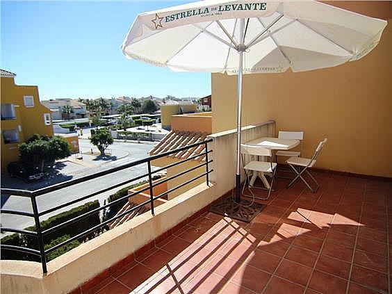 Ático en alquiler de temporada en calle Ciudad de Tarragona, Vera - 301276453