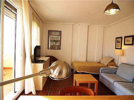 Ático en alquiler de temporada en calle Ciudad de Tarragona, Vera - 301276468