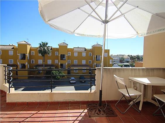 Ático en alquiler de temporada en calle Ciudad de Tarragona, Vera - 301276477