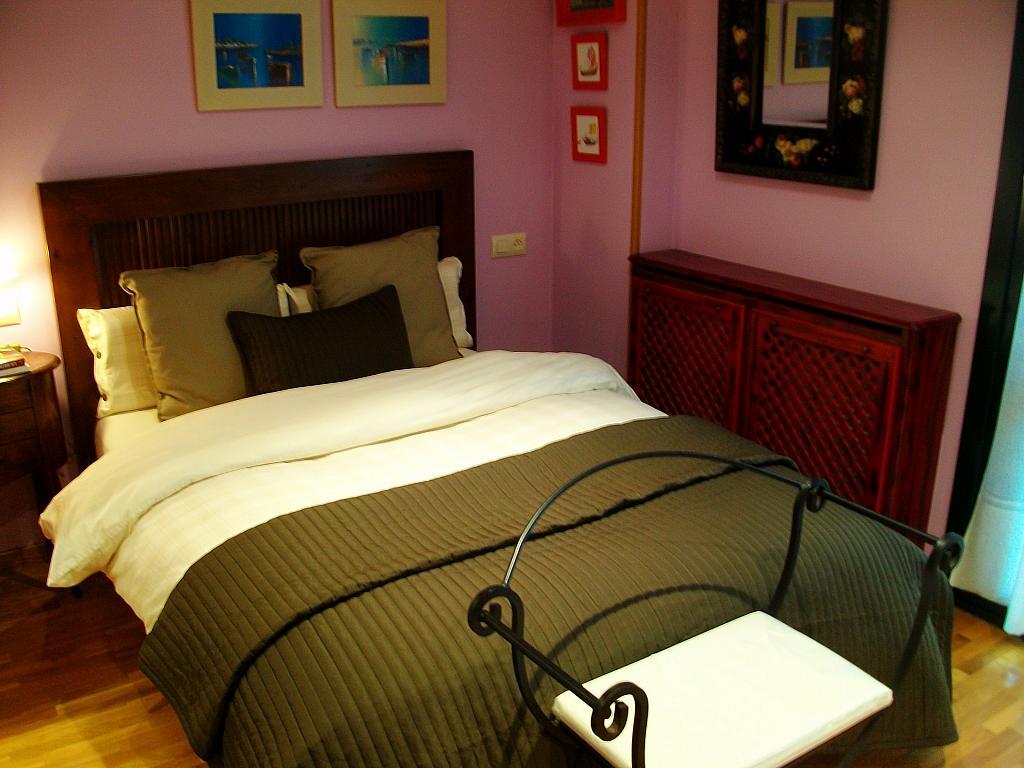 Dormitorio - Apartamento en alquiler en calle Honesto Batalón, Cimadevilla en Gijón - 260273980