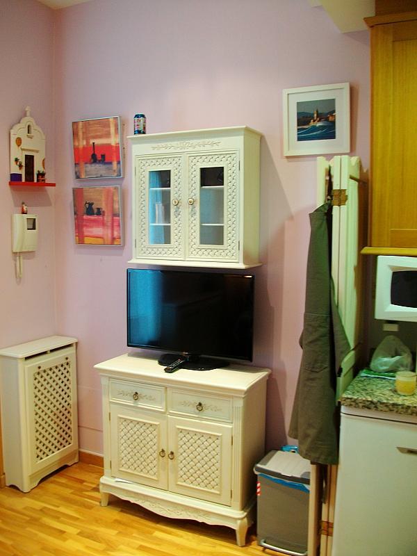 Vestíbulo - Apartamento en alquiler en calle Honesto Batalón, Cimadevilla en Gijón - 260273981