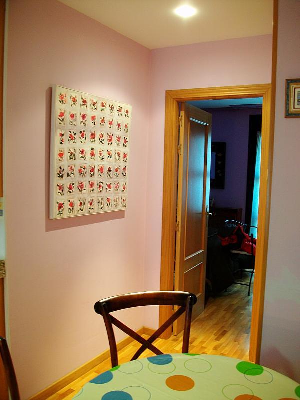Pasillo - Apartamento en alquiler en calle Honesto Batalón, Cimadevilla en Gijón - 260273994