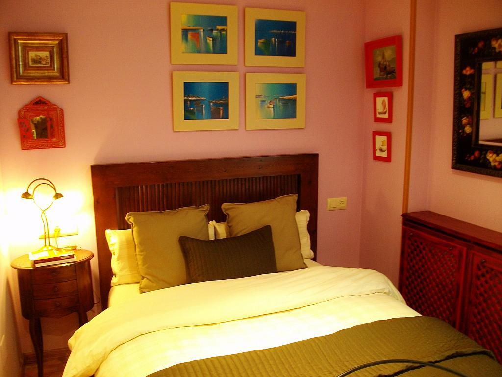 Dormitorio - Apartamento en alquiler en calle Honesto Batalón, Cimadevilla en Gijón - 260273995
