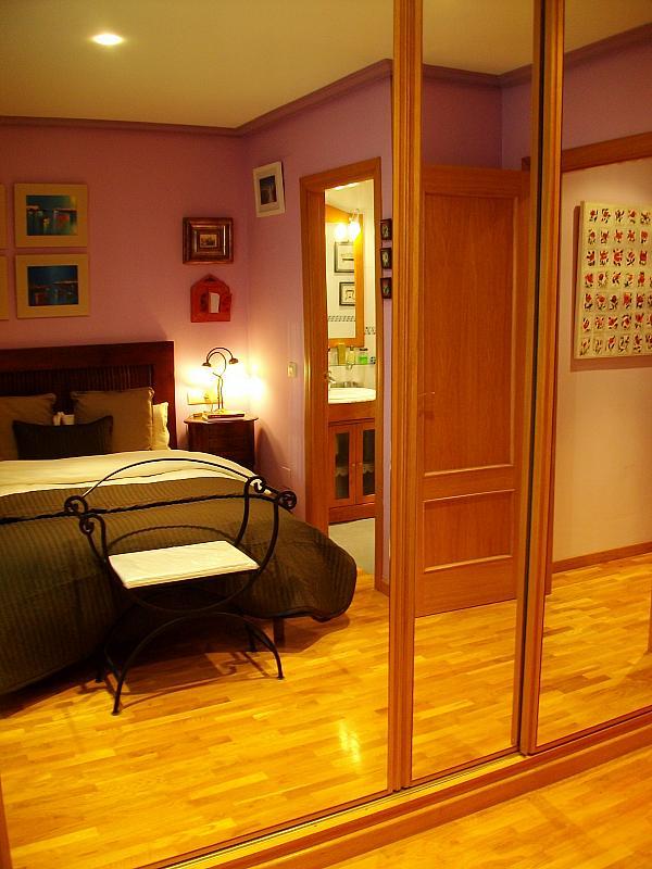 Dormitorio - Apartamento en alquiler en calle Honesto Batalón, Cimadevilla en Gijón - 260273996
