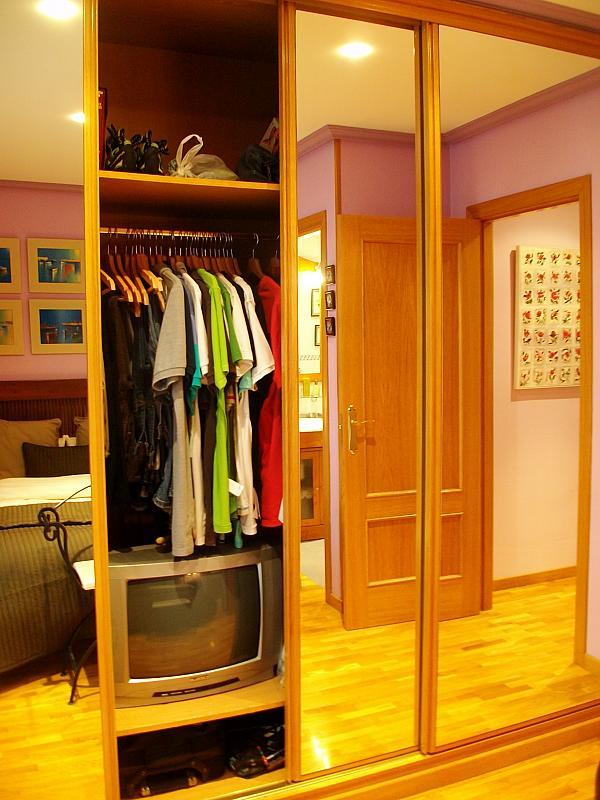 Dormitorio - Apartamento en alquiler en calle Honesto Batalón, Cimadevilla en Gijón - 260273997