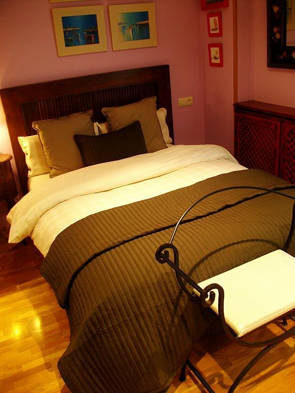 Dormitorio - Apartamento en alquiler en calle Honesto Batalón, Cimadevilla en Gijón - 260273998