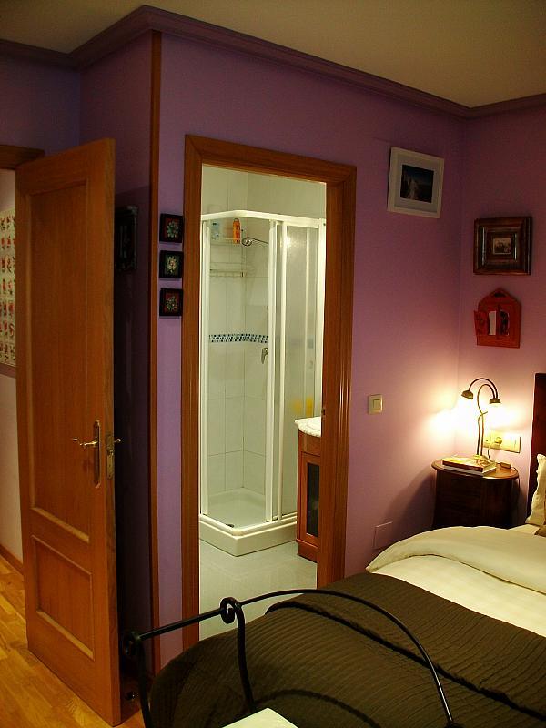 Baño - Apartamento en alquiler en calle Honesto Batalón, Cimadevilla en Gijón - 260274001