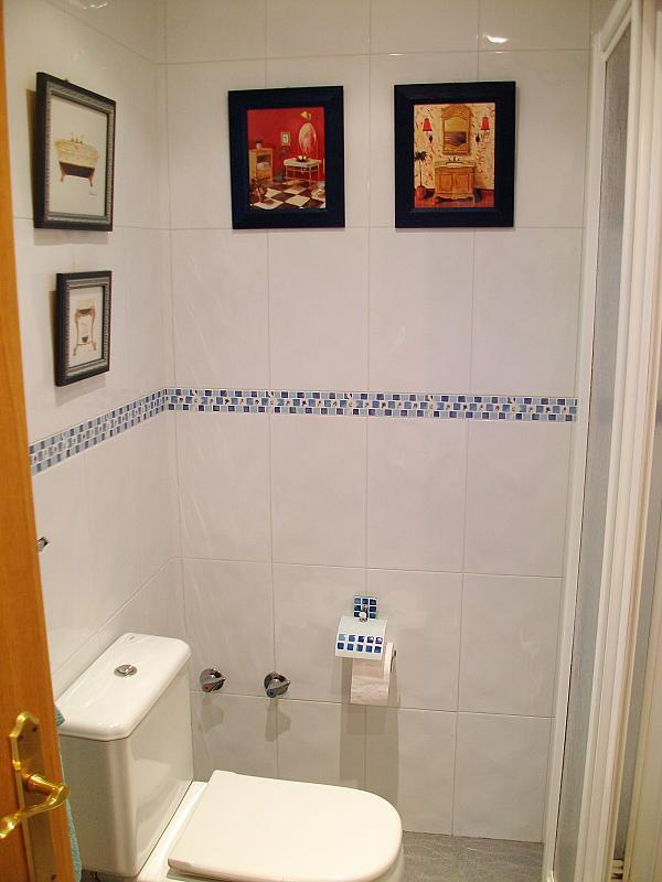Baño - Apartamento en alquiler en calle Honesto Batalón, Cimadevilla en Gijón - 260274002