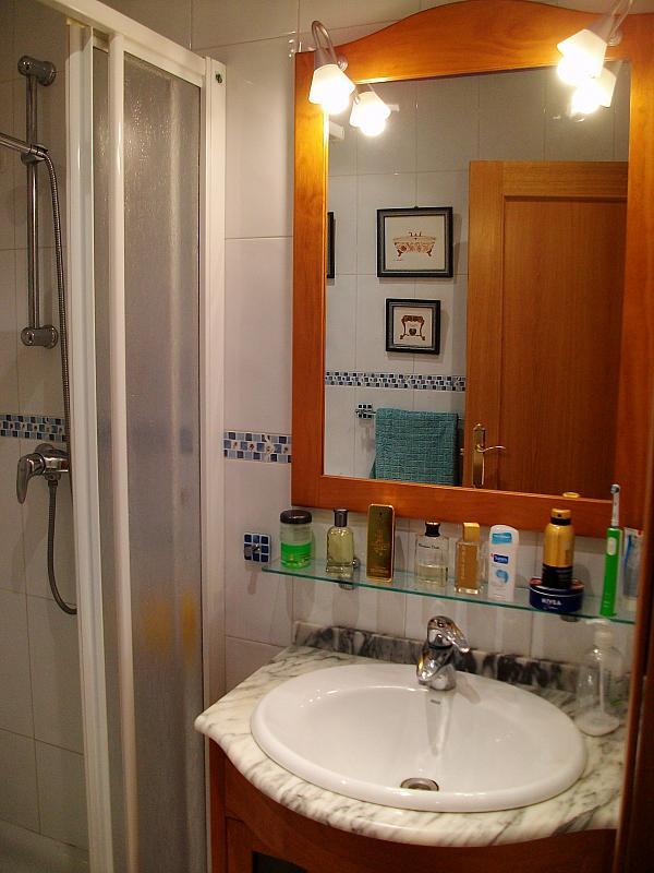 Baño - Apartamento en alquiler en calle Honesto Batalón, Cimadevilla en Gijón - 260274003