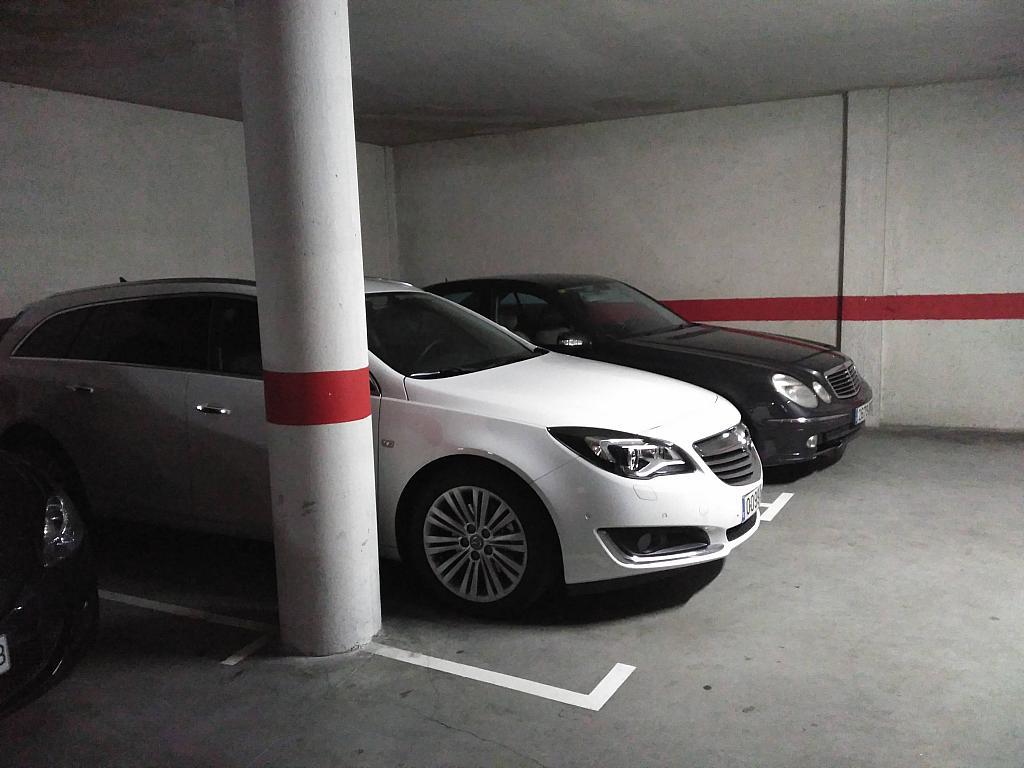 Garaje - Apartamento en alquiler en calle Honesto Batalón, Cimadevilla en Gijón - 262075015