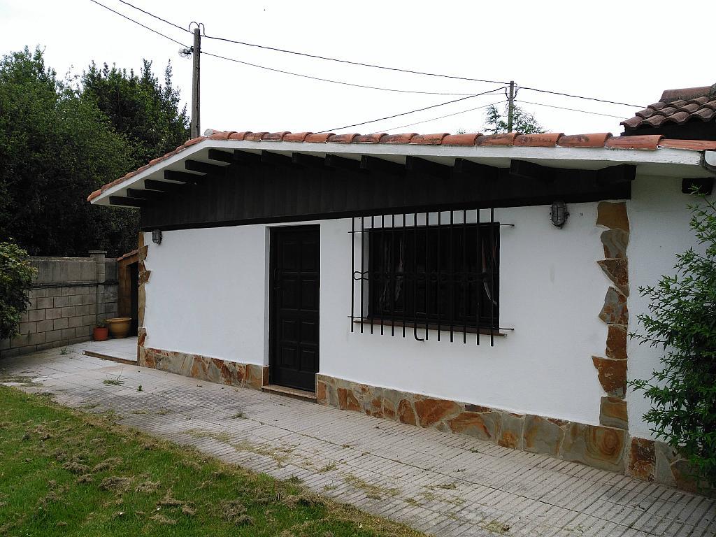 Comedor - Chalet en alquiler opción compra en barrio Peruyera, Carreño - 284331296
