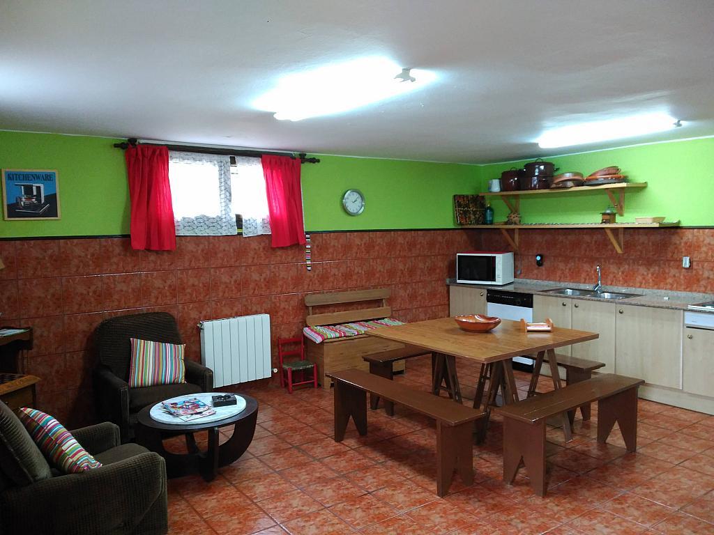 Comedor - Chalet en alquiler opción compra en barrio Peruyera, Carreño - 284331330