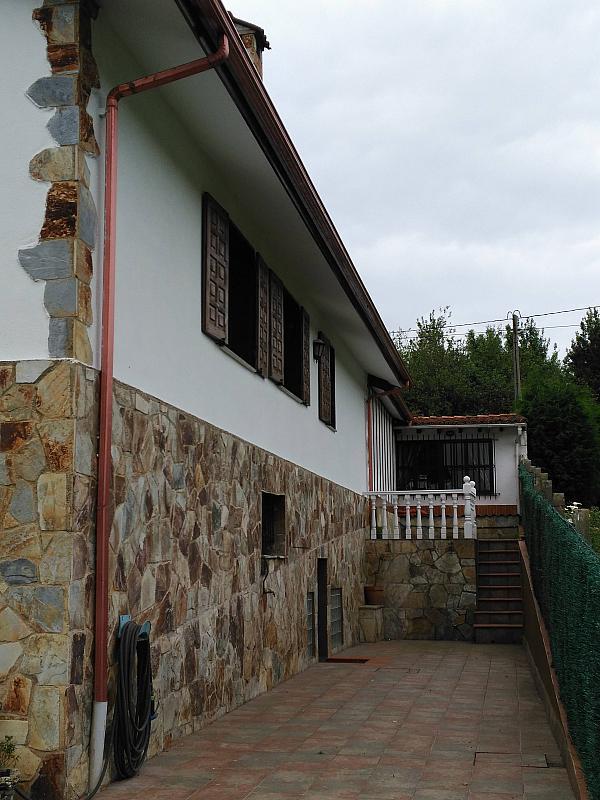 Fachada - Chalet en alquiler opción compra en barrio Peruyera, Carreño - 284331334