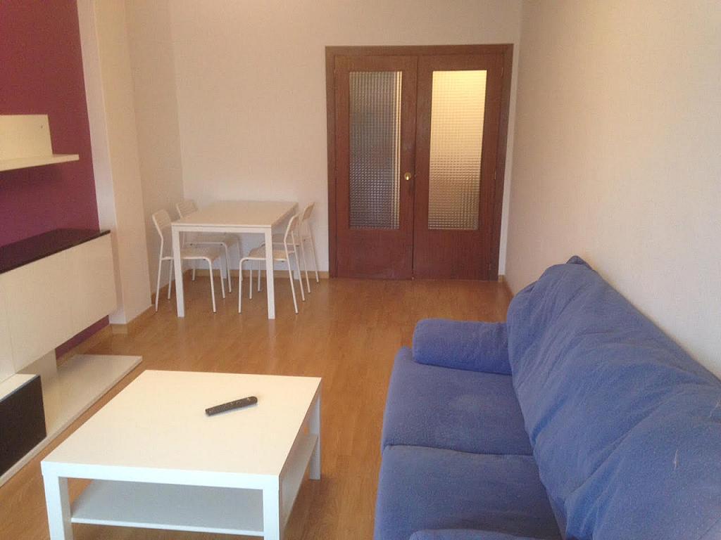 Salón - Piso en alquiler de temporada en calle Cataluña, Polígono-Nuevo Gijón en Gijón - 291771055