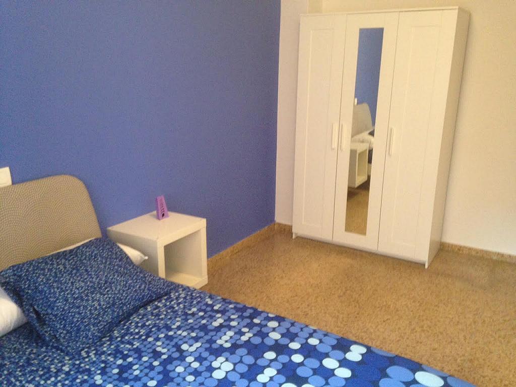 Dormitorio - Piso en alquiler de temporada en calle Cataluña, Polígono-Nuevo Gijón en Gijón - 291771078