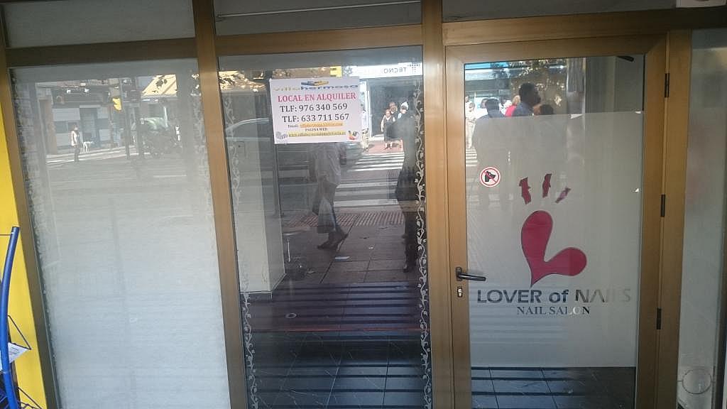 Titulo 4 - Local en alquiler en Delicias en Zaragoza - 329321534