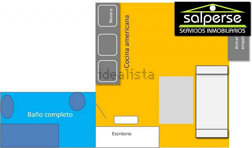 Estudio en alquiler en calle El Bosque, Villaviciosa de Odón - 293102709