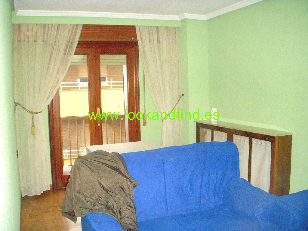 Salón - Piso en alquiler en calle Vasco de Gama, Garrido-Sur en Salamanca - 244233115