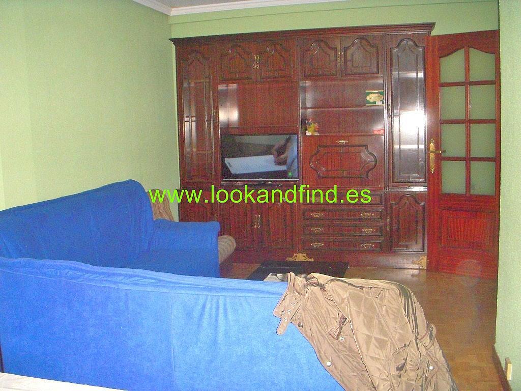 Salón - Piso en alquiler en calle Vasco de Gama, Garrido-Sur en Salamanca - 244233117