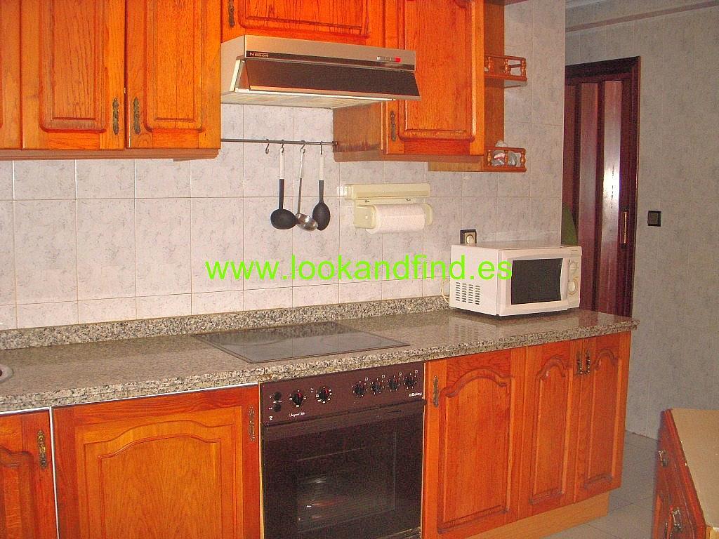 Cocina - Piso en alquiler en calle Vasco de Gama, Garrido-Sur en Salamanca - 244233128