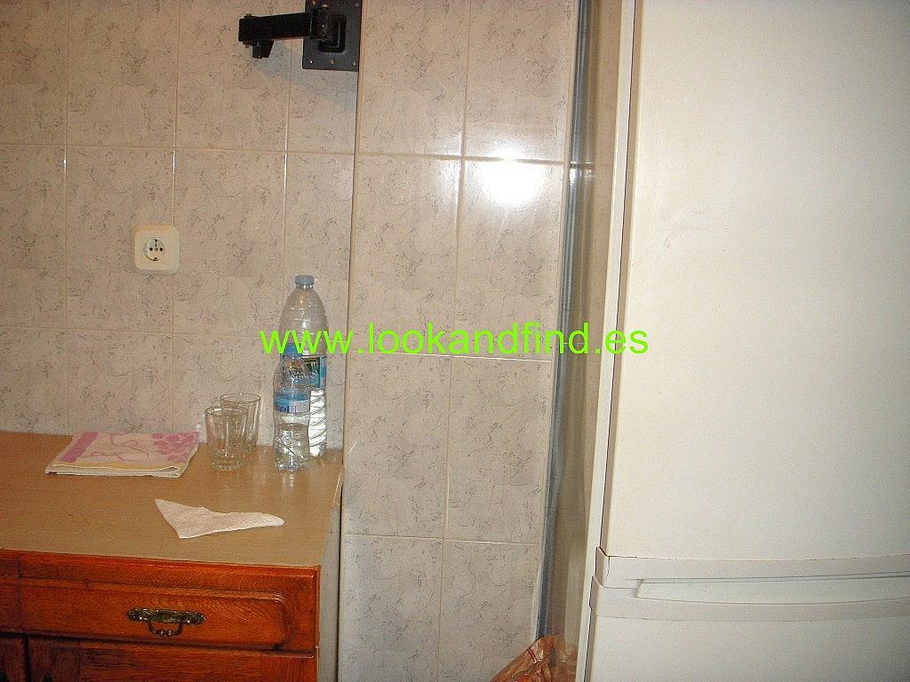 Cocina - Piso en alquiler en calle Vasco de Gama, Garrido-Sur en Salamanca - 244233129