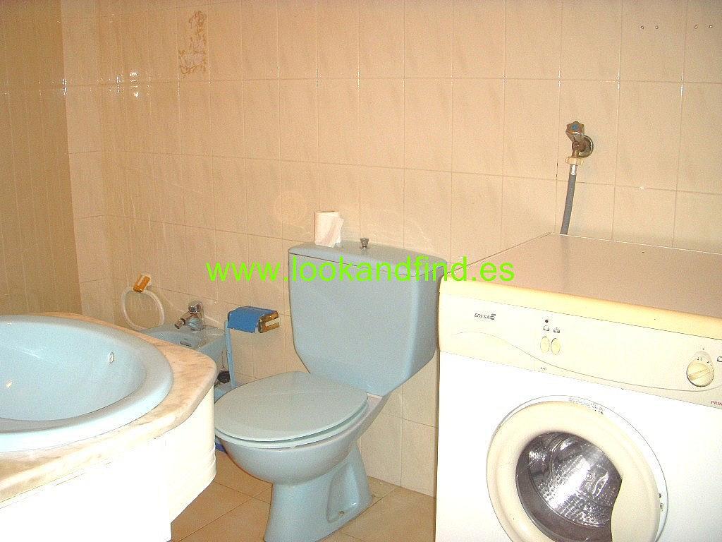 Baño - Piso en alquiler en calle Vasco de Gama, Garrido-Sur en Salamanca - 244233132