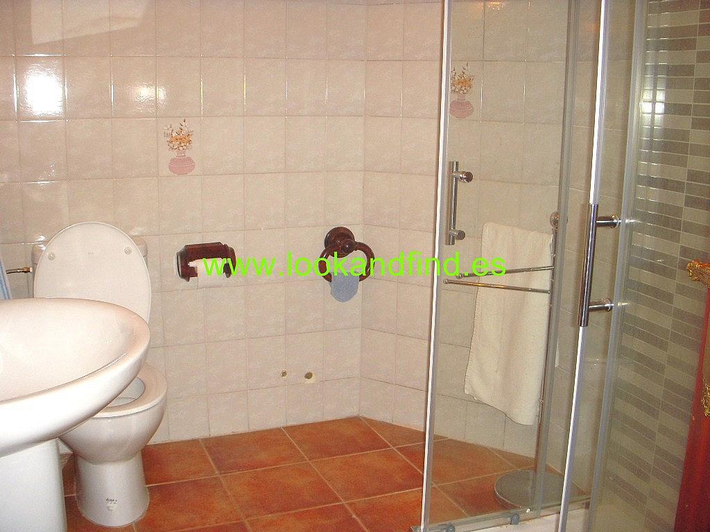 Baño - Piso en alquiler en calle Vasco de Gama, Garrido-Sur en Salamanca - 244233135