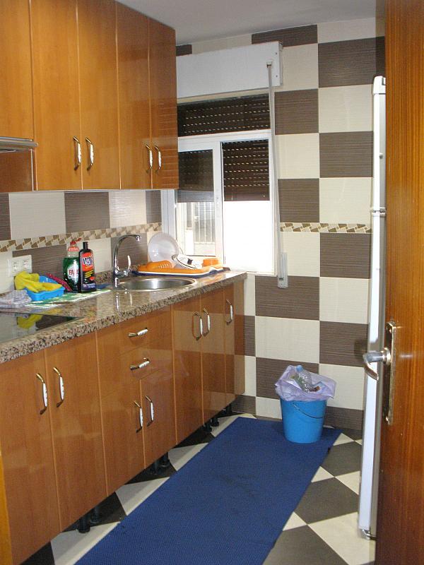 Cocina - Piso en alquiler en calle Wences Moreno, Carmelitas Oeste en Salamanca - 257393750