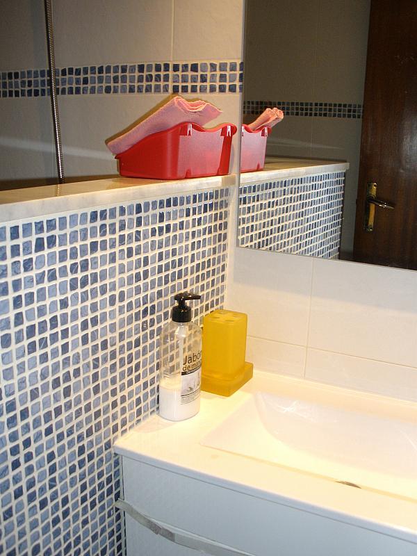 Baño - Piso en alquiler en calle Wences Moreno, Carmelitas Oeste en Salamanca - 257393763