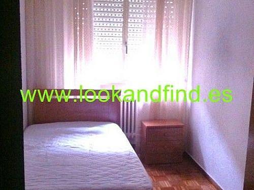 Dormitorio - Piso en alquiler en paseo Estación, Estacion en Salamanca - 257765210