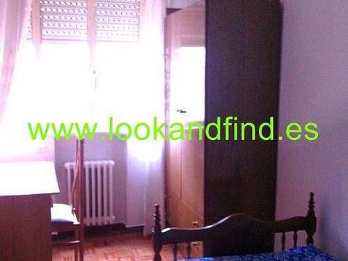 Dormitorio - Piso en alquiler en paseo Estación, Estacion en Salamanca - 257765227