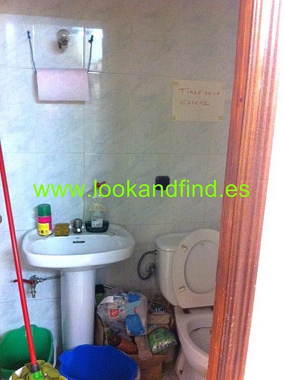Baño - Local comercial en alquiler en calle Varillas, Centro en Salamanca - 283190775