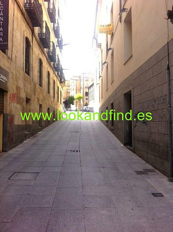 Fachada - Local comercial en alquiler en calle Varillas, Centro en Salamanca - 283190781