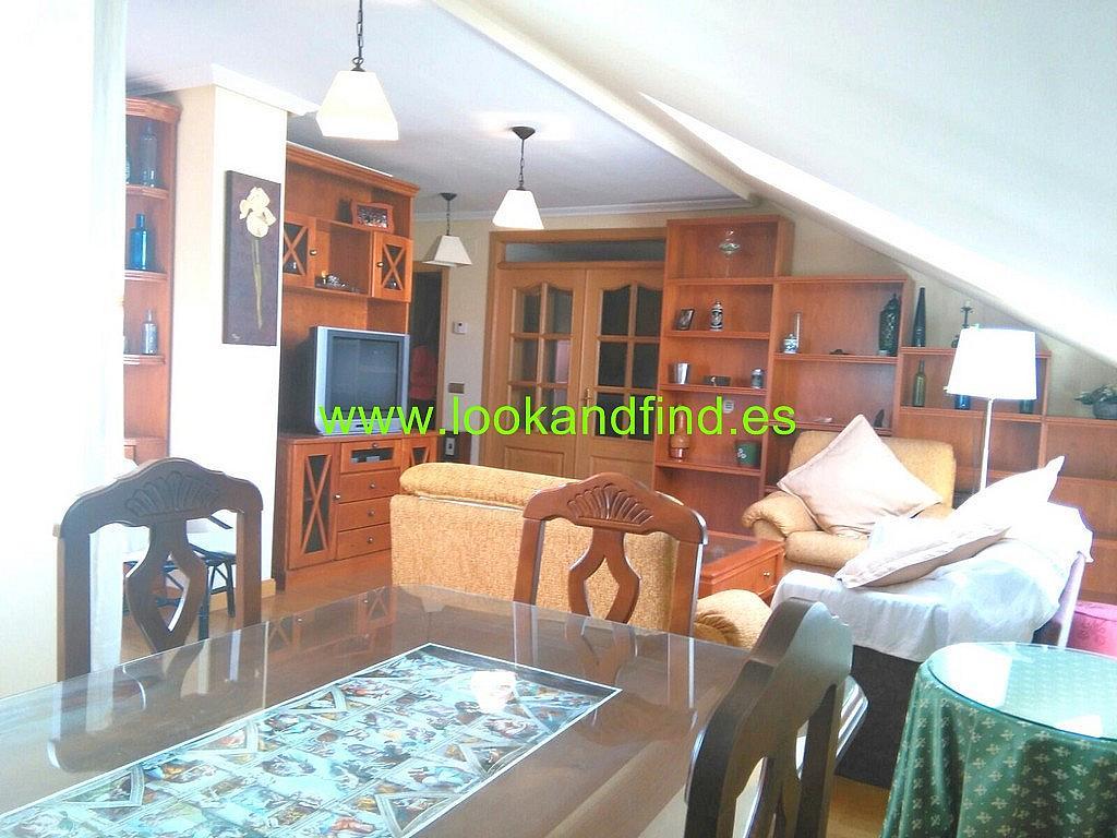 Salón - Piso en alquiler en calle Luis Salabalust, Universidad en Salamanca - 283637668