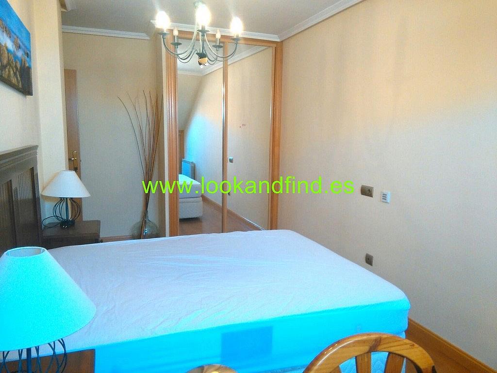 Dormitorio - Piso en alquiler en calle Luis Salabalust, Universidad en Salamanca - 283637786
