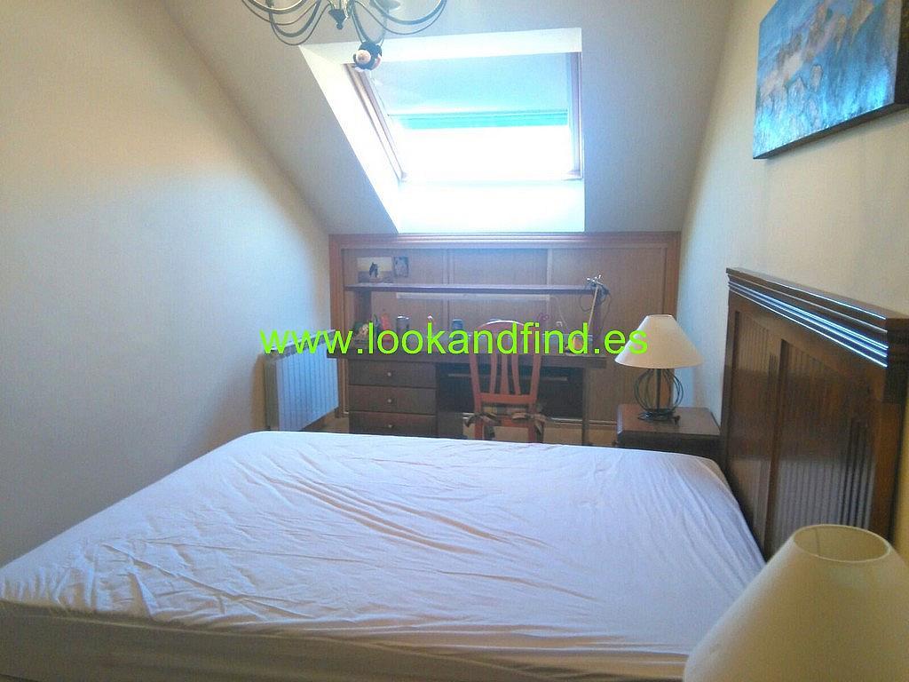 Dormitorio - Piso en alquiler en calle Luis Salabalust, Universidad en Salamanca - 283637788