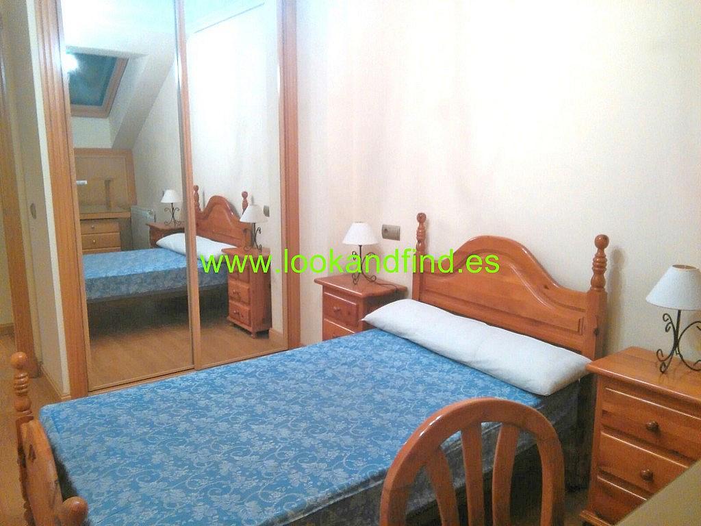 Dormitorio - Piso en alquiler en calle Luis Salabalust, Universidad en Salamanca - 283637789