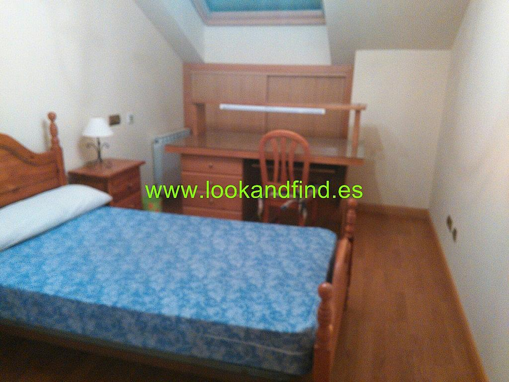 Dormitorio - Piso en alquiler en calle Luis Salabalust, Universidad en Salamanca - 283637791