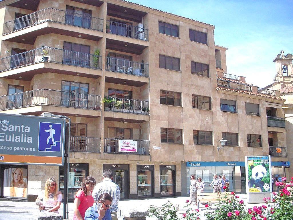 Fachada - Oficina en alquiler en calle Pozo Amarillo, Centro en Salamanca - 285670410
