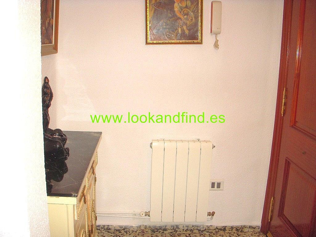 Vestíbulo - Piso en alquiler en calle Federico Anaya, Chinchibarra en Salamanca - 294036986