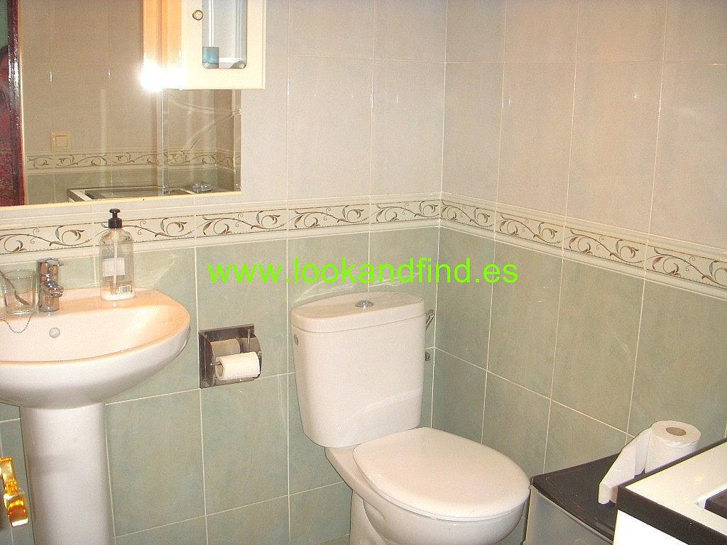 Baño - Piso en alquiler en calle Federico Anaya, Chinchibarra en Salamanca - 294036991