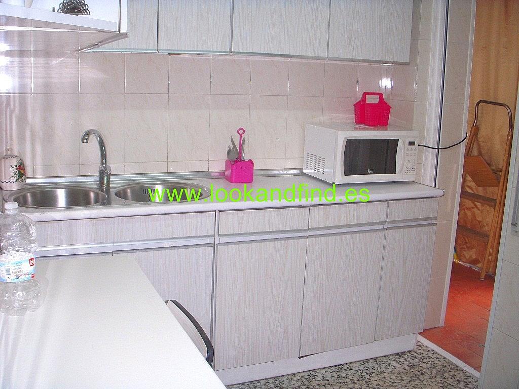 Cocina - Piso en alquiler en calle Federico Anaya, Chinchibarra en Salamanca - 294037007