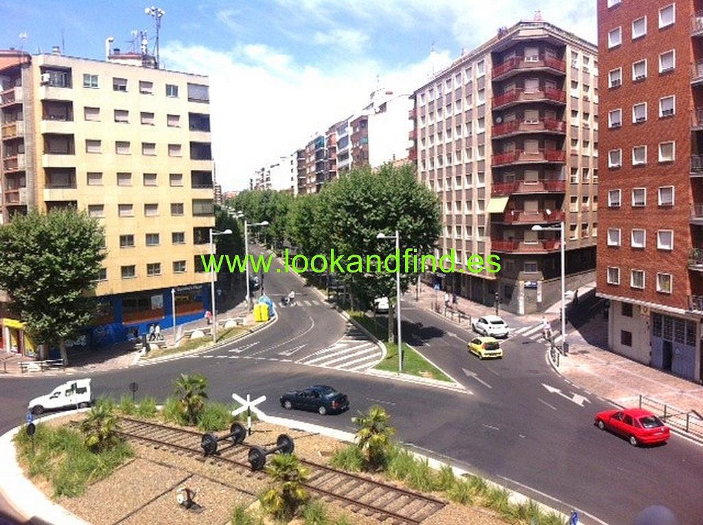 Vistas - Piso en alquiler en paseo Estación, Garrido-Sur en Salamanca - 301795260