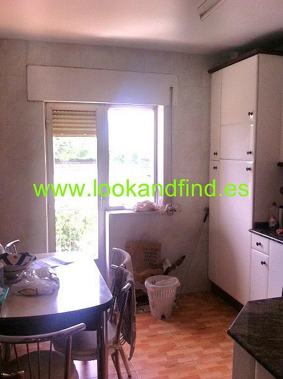 Cocina - Piso en alquiler en paseo Estación, Garrido-Sur en Salamanca - 301795265