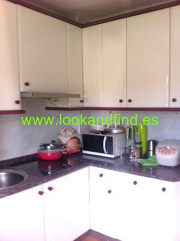 Cocina - Piso en alquiler en paseo Estación, Garrido-Sur en Salamanca - 301795266