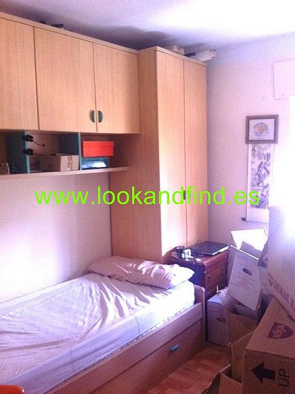 Dormitorio - Piso en alquiler en paseo Estación, Garrido-Sur en Salamanca - 301795269