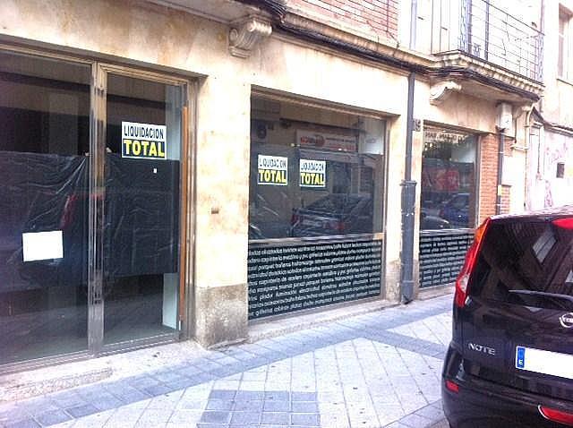 Fachada - Local comercial en alquiler en calle Dimas Madariaga, Labradores en Salamanca - 314529974